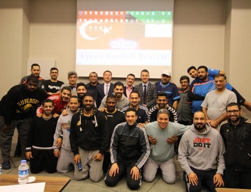 Kuveyt Hentbol Federasyonu